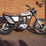 BSA B50 MX Gallery