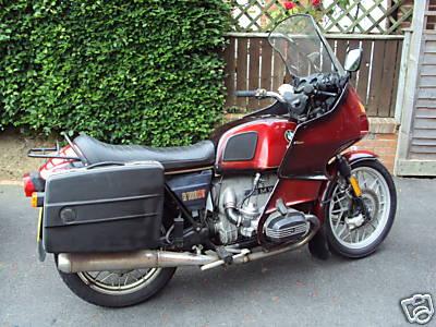 BMW R100RT Classic Bike Gallery - Classic Motorbikes