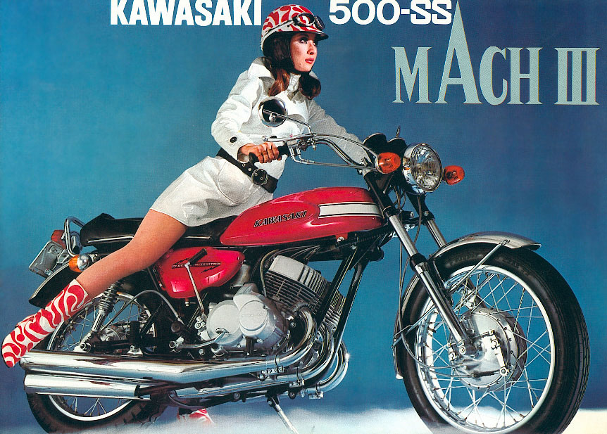Kawasaki Sales