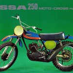 Ossa Sales Brochures and Adverts