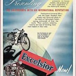 Excelsior Sales Brochures and Adverts