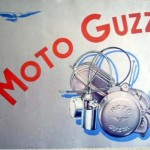 Moto Guzzi Sales Brochures and Adverts