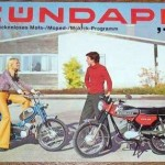 Zundapp Sales Brochures and Adverts