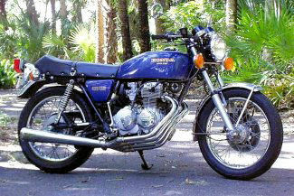 cb400 gallery classic motorbikes rh classic motorbikes net Honda 400 4 Super Sport Honda CB750F Super Sport