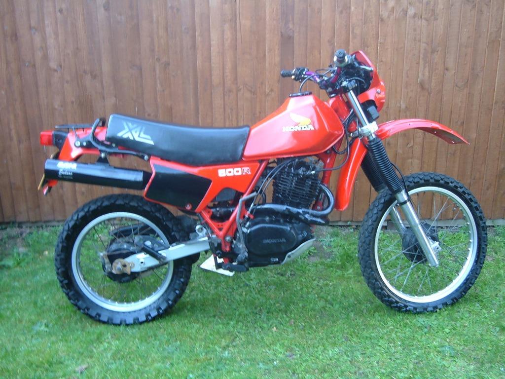 Honda XL500 Gallery - Classic Motorbikes