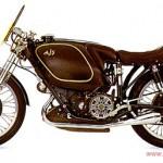 AJS Porcupine Classic Bikes