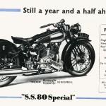 Brough Superior Sales Brochure