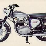 BSA A65 Firebird Classic Bikes