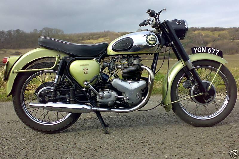 Bsa A7 Star Twin Gallery Classic Motorbikes