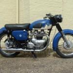 AJS Model 31 Classic Bikes