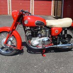 Ariel Huntmaster Classic Bikes Gallery