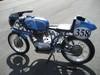 benelli 250cc vintage racer 1965