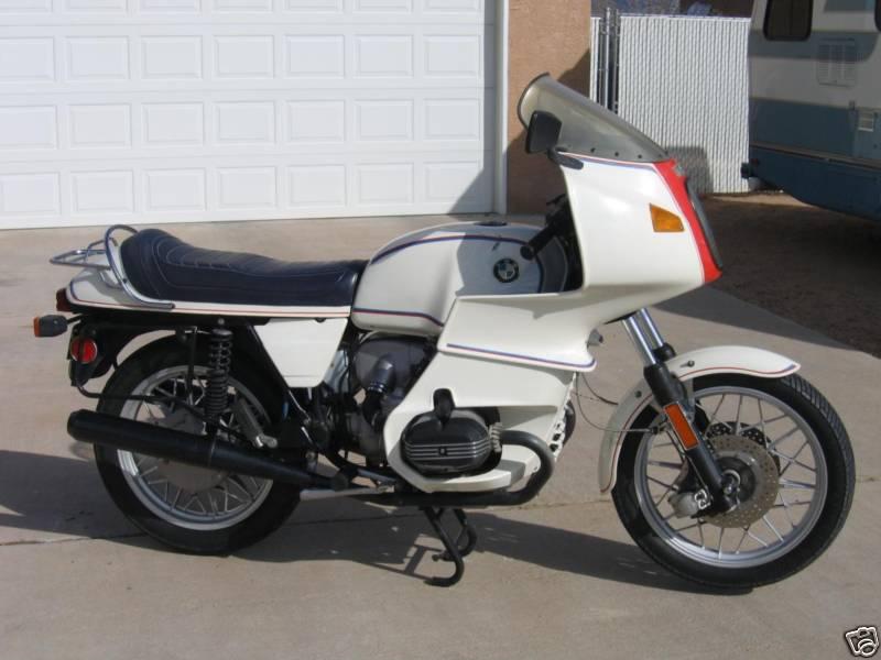 Bmw R100rs Classic Bike Gallery Classic Motorbikes