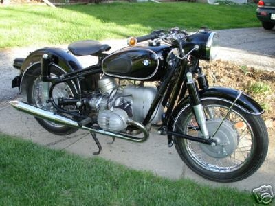 bmw r60 classic bike gallery classic motorbikes. Black Bedroom Furniture Sets. Home Design Ideas