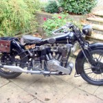 Brough Superior Classic Motorcycles