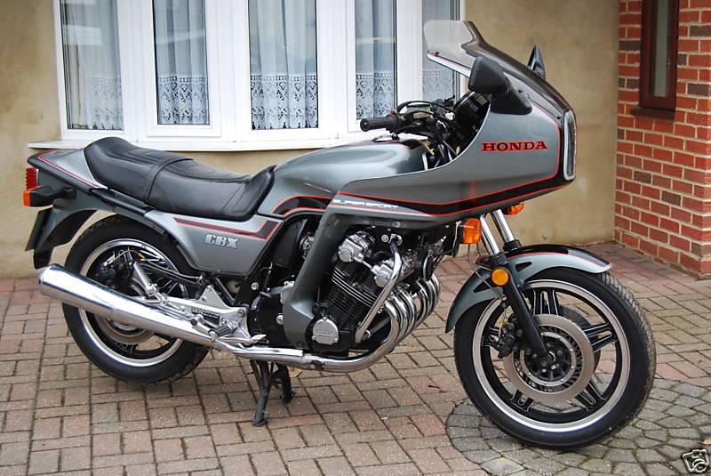 Honda cbx1000 gallery classic motorbikes for Royal honda service