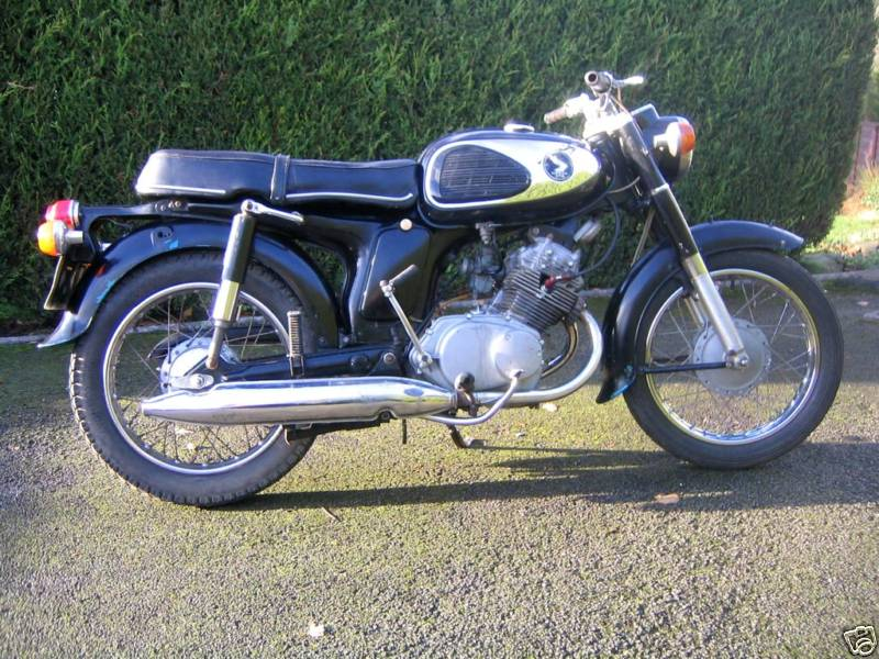 Honda Cd175 Gallery Classic Motorbikes