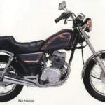Honda CM125 Classic Bike Gallery