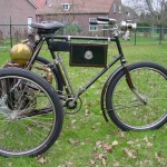 De Bion Bouton Vintage Bikes