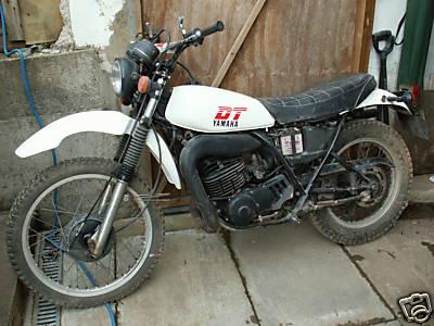 1981 Yamaha Dt250 Mx