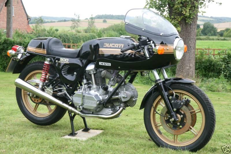Ducati  Super Sport Desmo For Sale
