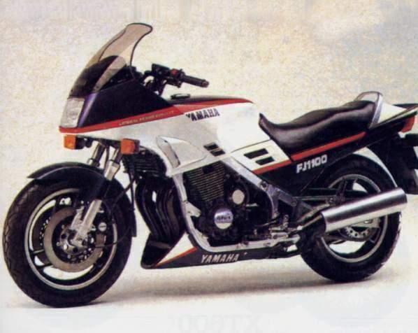 Yamaha FJ1100 Gallery | Classic Motorbikes