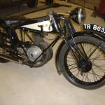 Francis Barnett Classic Motorcycles