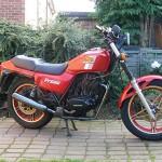 Honda FT500 Gallery