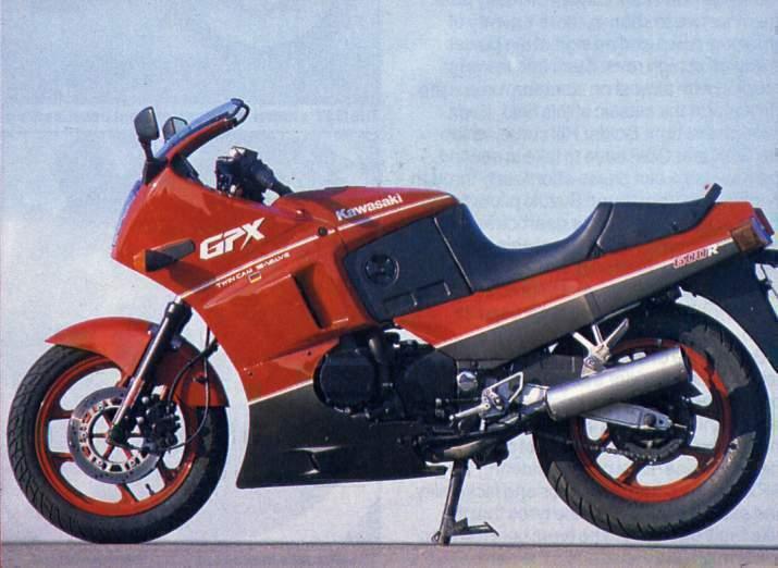 kawasaki gpx600 gallery classic motorbikes rh classic motorbikes net 1984 Kawasaki GPZ Kawasaki GPZ 750