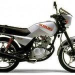 Suzuki GS125 Gallery