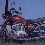 Suzuki GS250 Gallery
