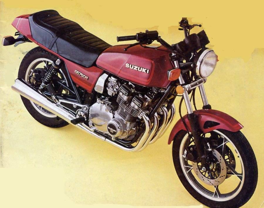 Gs Ez on 1978 Suzuki Gs750