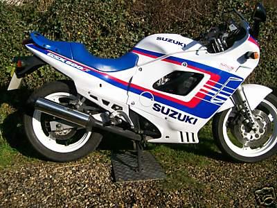 Suzuki Gsx600 Gallery