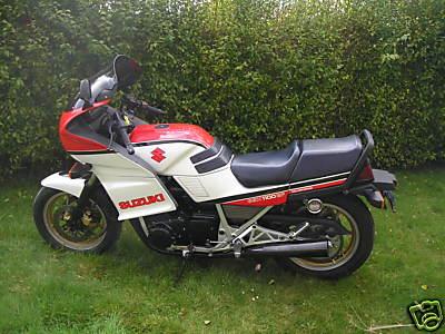 Suzuki Gsx1100 Gallery Classic Motorbikes