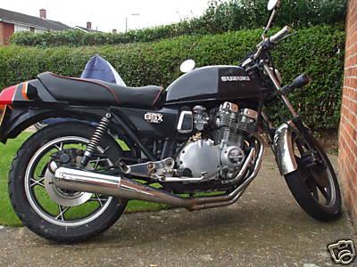 Suzuki Gsx750 Gallery Classic Motorbikes