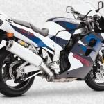 Suzuki GSXR1100 Gallery