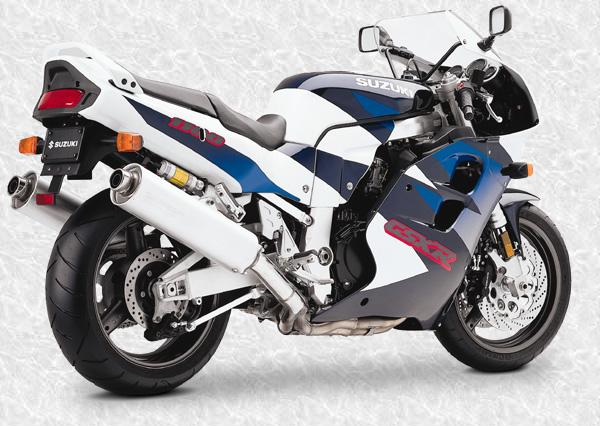 Suzuki GSXR1100 Gallery - Classic Motorbikes