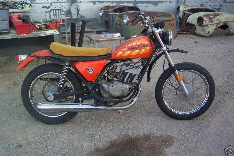 Harley Davidson Ss250 Gallery Classic Motorbikes