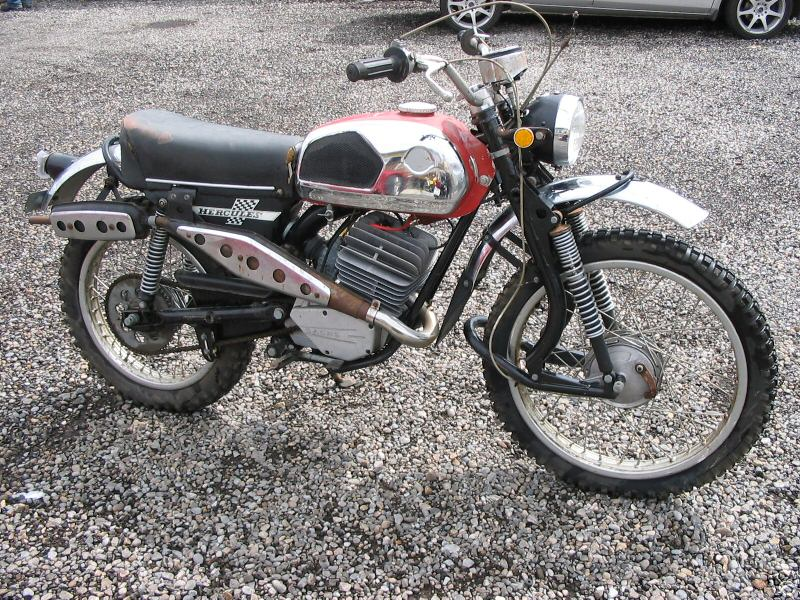 hercules classic motorcycles classic motorbikes. Black Bedroom Furniture Sets. Home Design Ideas