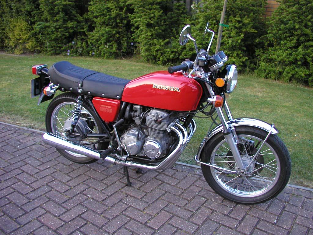 CB400 Gallery - Classic Motorbikes