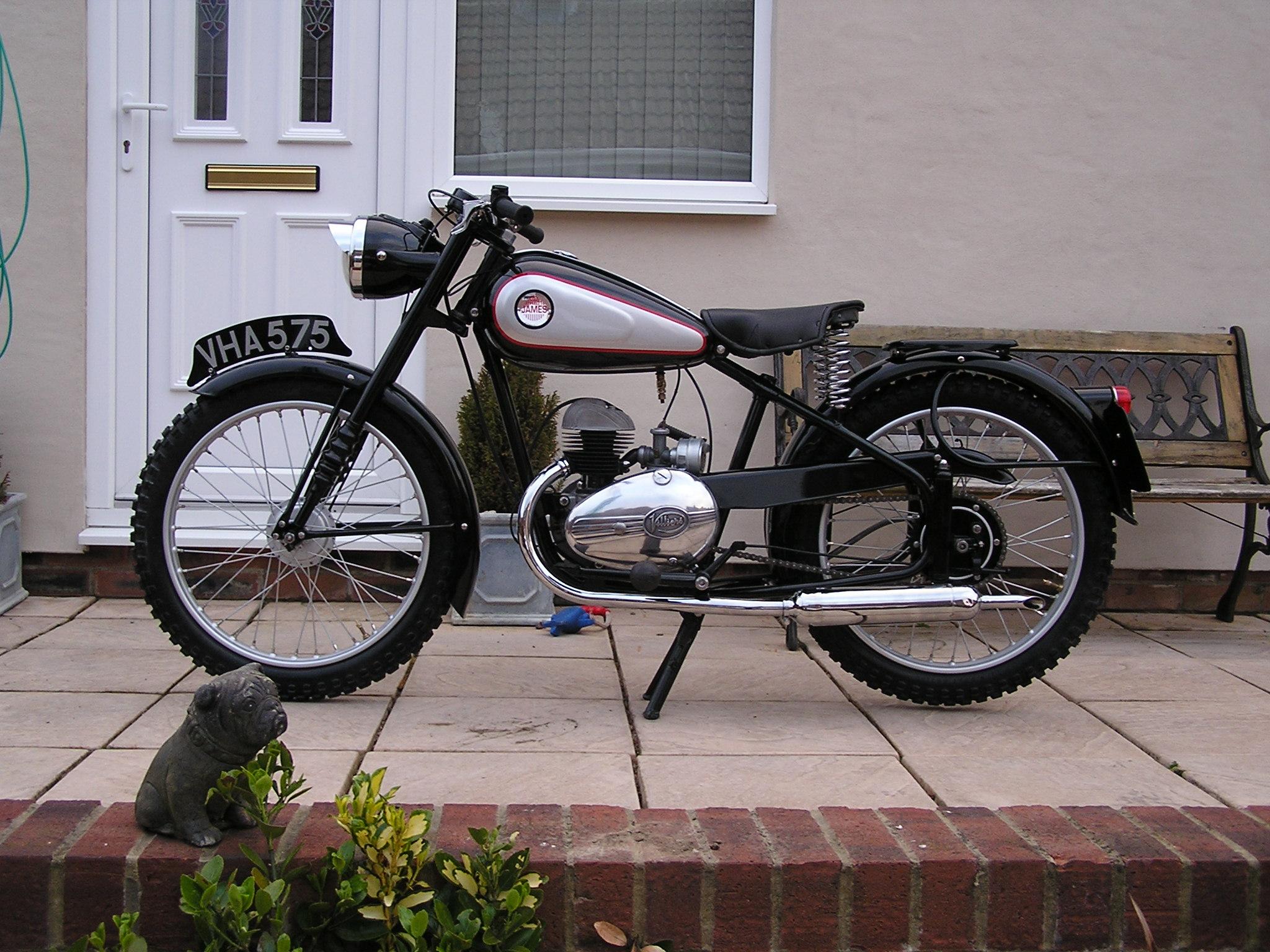 james cadet j15 1955
