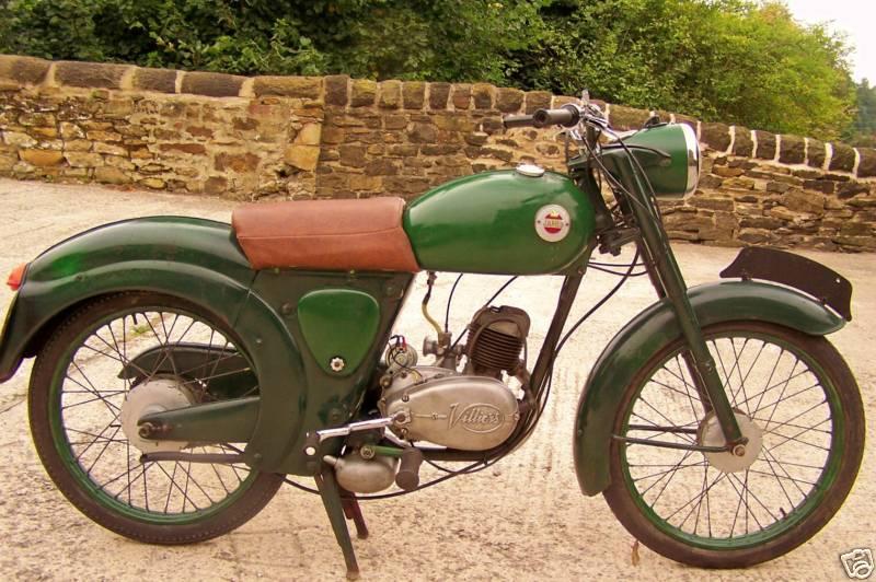 James Classic Motorcycles - Classic Motorbikes