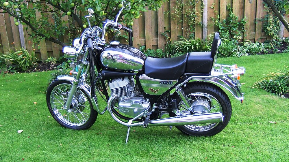 JAWA Classic Motorcycles - Classic Motorbikes