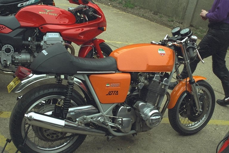 laverda 1000 motorcycle engine diagram 66 80cc motorcycle engine diagram laverda jota - classic motorbikes #11