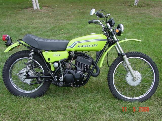 Kawasaki F9 Big Horn Classic Bikes - Classic Motorbikes