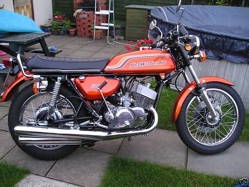 Kawasaki H1 Gallery | Clic Motorbikes