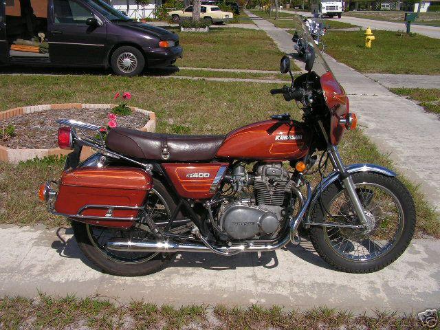 Kawasaki Kz400 Gallery Classic Motorbikes