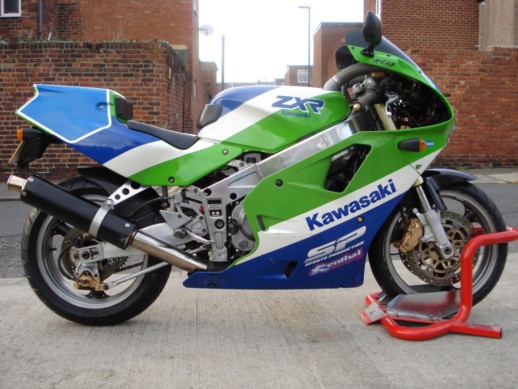 Kawasaki Classic Motorcycles Motorbikes 1982 Kz1300 Wiring Diagrams Zxr400 Gallery