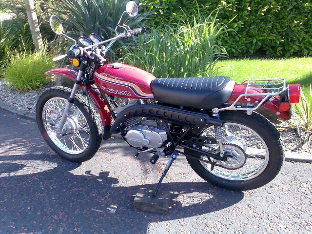 Kawasaki Classic Motorcycles - Classic Motorbikes