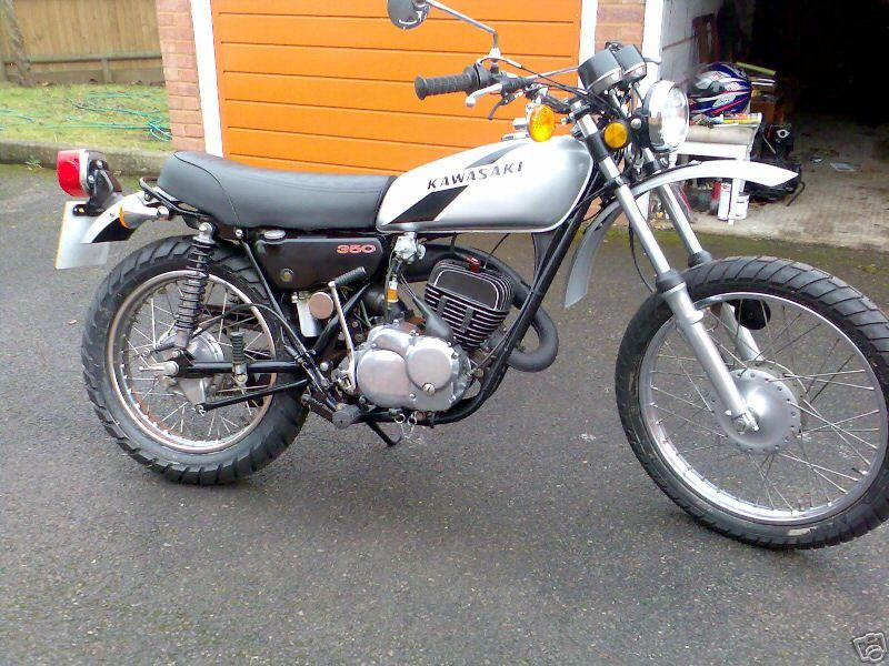 Kawasaki  Bighorn Motorcycle For Sale